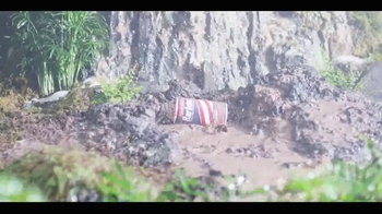 Barbasol Collector Cans TV Spot, 'Jurassic World' - Thumbnail 1