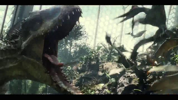Barbasol Collector Cans TV Spot, 'Jurassic World' - Thumbnail 3