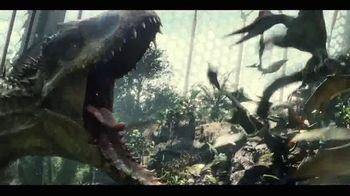 Barbasol Collector Cans TV Spot, 'Jurassic World'