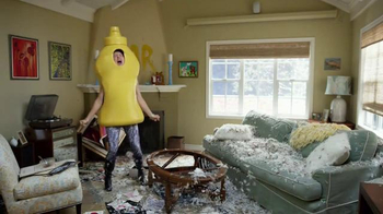 Heinz Mustard TV Spot, 'The Break Up' - 10 commercial airings