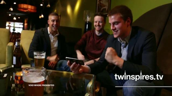 Twin Spires App TV Spot, 'Download, Play and Win'