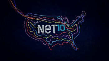 Net10 Wireless TV Spot, \'Networks Your Way\'
