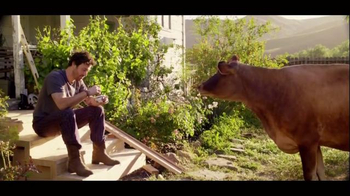 Chobani TV Spot 'To Love This Life Is To Live It Naturally - Cow' - Thumbnail 4