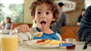 Denny's TV Spot, 'La Magia de DreamWorks' [Spanish] - 47 commercial airings
