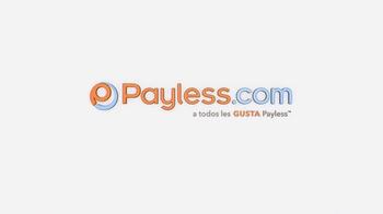 Payless Shoe Source TV Spot, 'Sandalias a mitad de precio' [Spanish] - Thumbnail 9