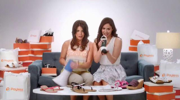Payless Shoe Source TV Spot, 'Sandalias a mitad de precio' [Spanish] - Thumbnail 2