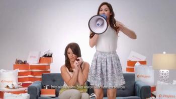 Payless Shoe Source TV Spot, 'Sandalias a mitad de precio' [Spanish] - Thumbnail 4