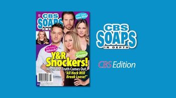 CBS Soaps in Depth TV Spot, 'Young and Restless Suspense'