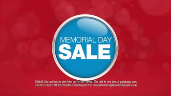 Rent-A-Center Memorial Day Sale TV Spot, 'Upgrade Whenever You Want' - Thumbnail 8