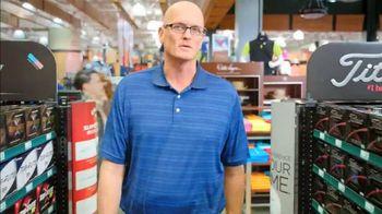 Dick's Sporting Goods TV Spot, 'Golf' Featuring Scott Van Pelt - 55 commercial airings