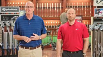 Dick's Sporting Goods TV Spot, 'Golf' Featuring Scott Van Pelt - Thumbnail 1