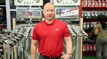 Dick's Sporting Goods TV Spot, 'Golf' Featuring Scott Van Pelt - Thumbnail 2