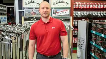 Dick's Sporting Goods TV Spot, 'Golf' Featuring Scott Van Pelt - Thumbnail 3
