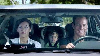 Bridgestone DriveGuard TV Spot, 'Diapers' Featuring Will Arnett - Thumbnail 7