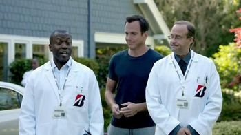 Bridgestone DriveGuard TV Spot, \'Diapers\' Featuring Will Arnett