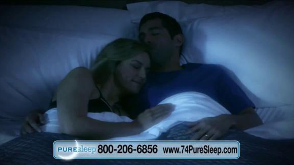 PureSleep TV Commercial, 'Out of Control'
