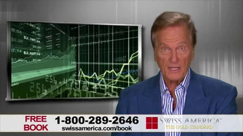 Swiss America TV Spot, 'Free Book' Featuring Pat Boone - Thumbnail 7