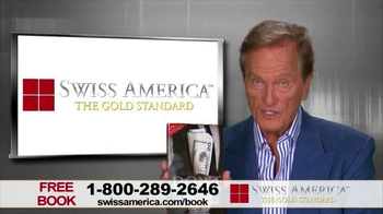 Swiss America TV Spot, 'Free Book' Featuring Pat Boone - Thumbnail 8