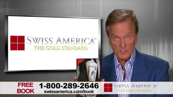 Swiss America TV Spot, 'Free Book' Featuring Pat Boone