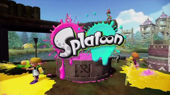 Splatoon TV Spot, 'Get Inked' - Thumbnail 2