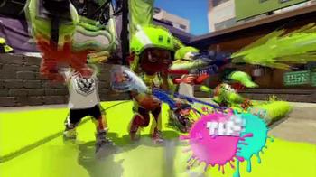 Splatoon TV Spot, 'Get Inked' - Thumbnail 7
