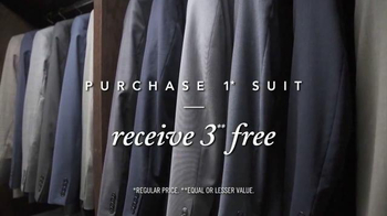 JoS. A. Bank Memorial Day Sale TV Spot, 'Suits and Traveler Shirts' - Thumbnail 3