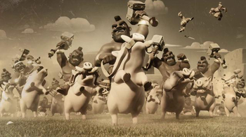 Clash of Clans TV Spot, 'Ride of the Hog Riders: Call in the Cavalry' - Thumbnail 10