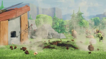 Clash of Clans TV Spot, 'Ride of the Hog Riders: Call in the Cavalry' - Thumbnail 2