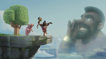 Clash of Clans TV Spot, 'Ride of the Hog Riders: Call in the Cavalry' - Thumbnail 6