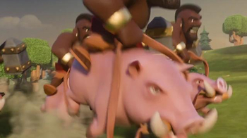 Clash of Clans TV Spot, 'Ride of the Hog Riders: Call in the Cavalry' - Thumbnail 8