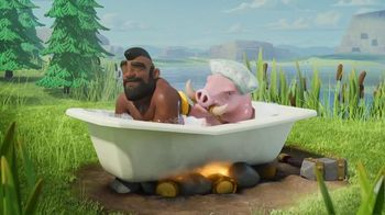 Clash of Clans TV Spot, 'Ride of the Hog Riders: Call in the Cavalry'