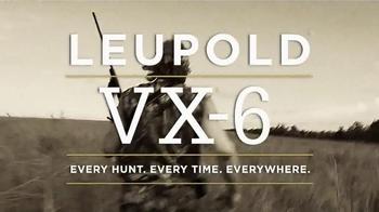 Leupold VX-6 TV Spot, 'Everywhere'