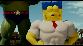 The SpongeBob Movie: Sponge Out of Water Blu-ray TV Spot - Thumbnail 1