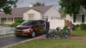 Honda Odyssey EXL TV Spot, 'More Family' - 119 commercial airings