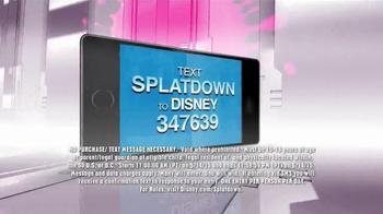 Disney Bragg Report Splatdown Sweepstakes TV Spot - Thumbnail 6
