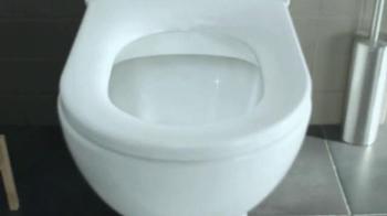 Lysol Power Toilet Bowl Cleaner TV Spot, 'Mineral Buildup' - Thumbnail 8