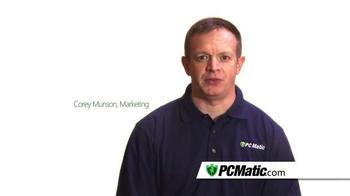 PCMatic.com TV Spot, 'We Believe' - Thumbnail 4