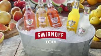 Smirnoff Ice Sparkling Pink Grapefruit TV Spot, 'Just for Summer' - Thumbnail 10