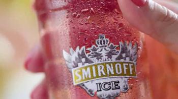 Smirnoff Ice Sparkling Pink Grapefruit TV Spot, 'Just for Summer' - Thumbnail 3
