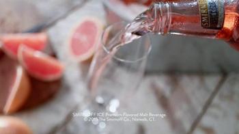 Smirnoff Ice Sparkling Pink Grapefruit TV Spot, 'Just for Summer' - Thumbnail 6