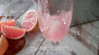 Smirnoff Ice Sparkling Pink Grapefruit TV Spot, 'Just for Summer' - Thumbnail 7