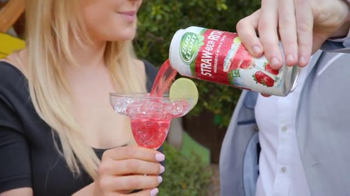 Bud Light Lime Straw-Ber-Rita TV Spot, 'Emoji Party' - Thumbnail 2