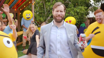 Bud Light Lime Straw-Ber-Rita TV Spot, 'Emoji Party'