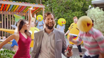 Bud Light Lime Straw-Ber-Rita TV Spot, 'Emoji Party' - Thumbnail 5