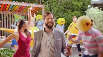 Bud Light Lime Straw-Ber-Rita TV Spot, 'Emoji Party' - Thumbnail 5