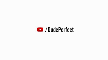 YouTube TV Spot, 'Dude Perfect: World's Largest Slingshot' Feat Tyler Toney - Thumbnail 1