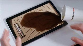WeatherTech TV Spot, 'Tablet Coffee Spill' - 1556 commercial airings
