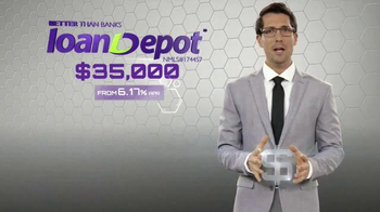 Loan Depot TV Spot, 'Secure Your Personal Loan'