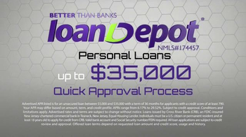 Loan Depot TV Spot, 'Secure Your Personal Loan' - Thumbnail 8