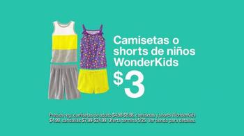 Kmart Venta de Memorial Day TV Spot, 'Camisetas y sandalias' [Spanish] - Thumbnail 3